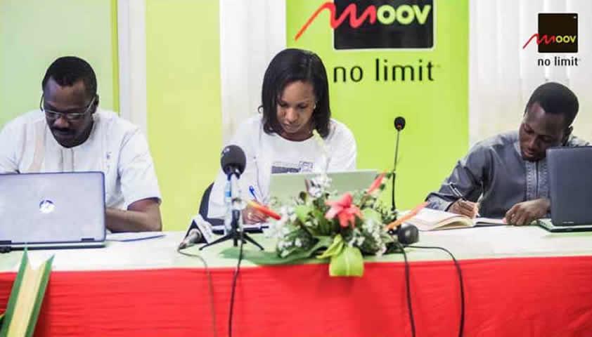Pour plus de flexibilité et de transparence : MOOV Bénin