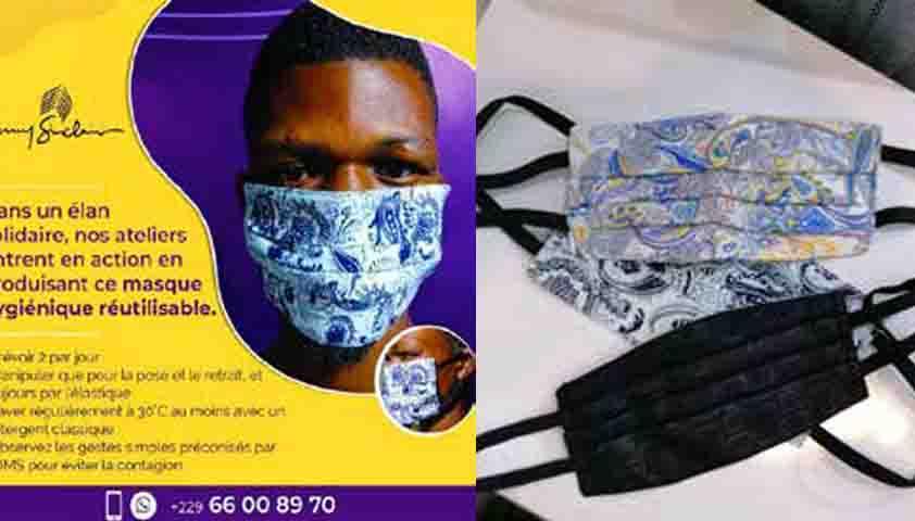 masque medical reutilisable